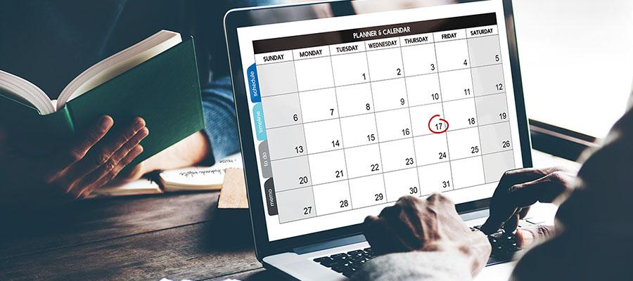 Aprile 2019: le principali scadenze