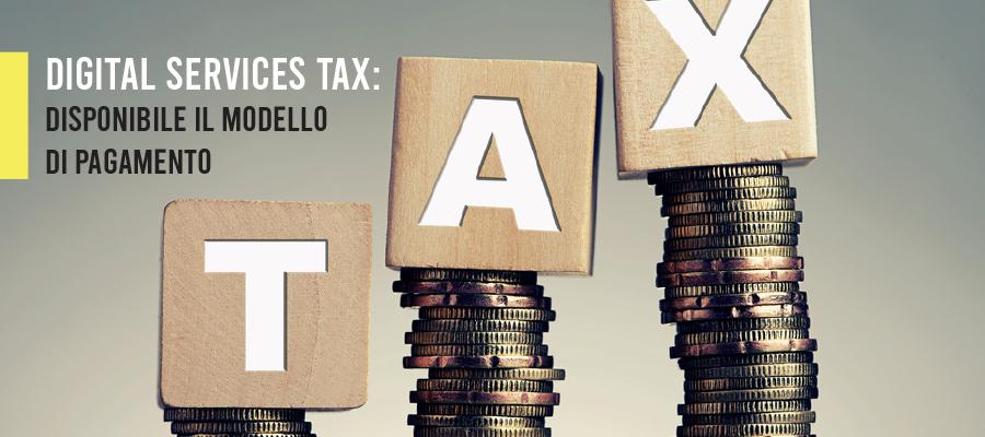 Arriva il modello DST per l'imposta sui servizi digitali