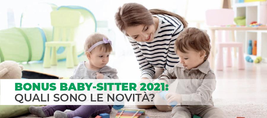 Bonus Baby-Sitter 2021: quali sono le novità?