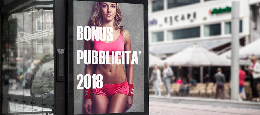 Bonus pubblicità 2018, in arrivo il decreto attuativo