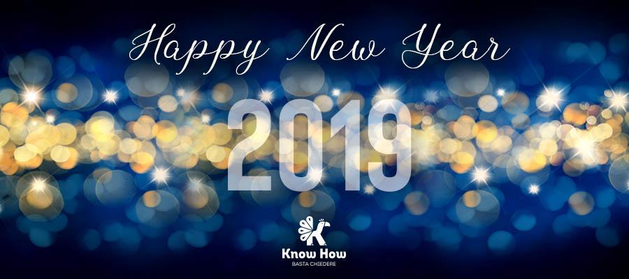 Buon anno da Know How!