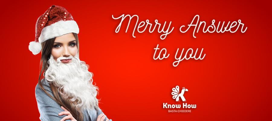 Buon Natale da Know How!