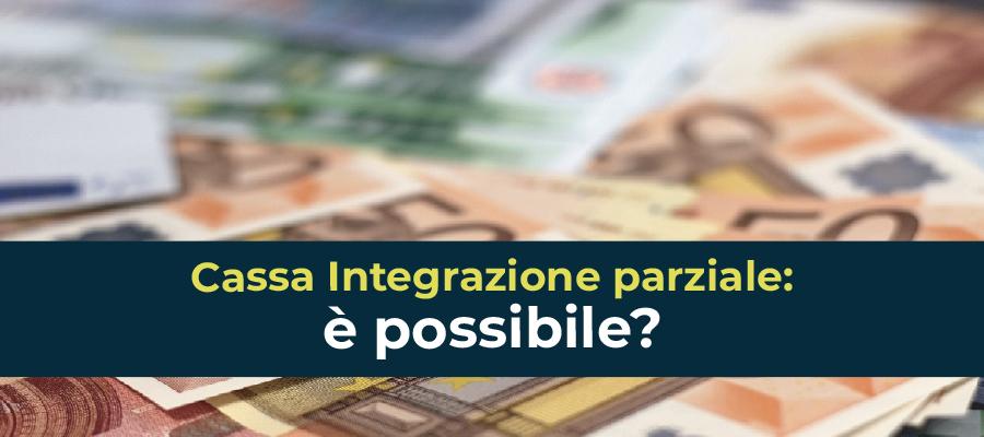 Cassa Integrazione solo per alcuni dipendenti: è possibile?