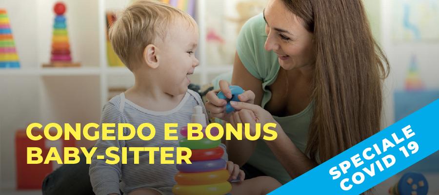Congedo e bonus baby-sitter per i dipendenti pubblici