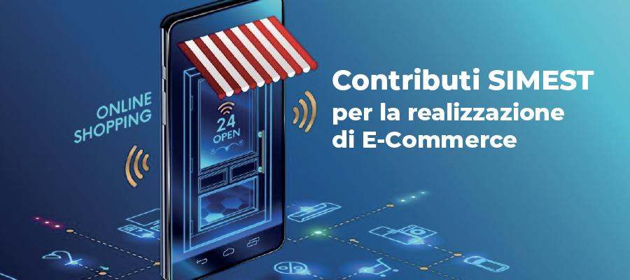 Contributi a fondo perduto per lo sviluppo di soluzioni e-commerce
