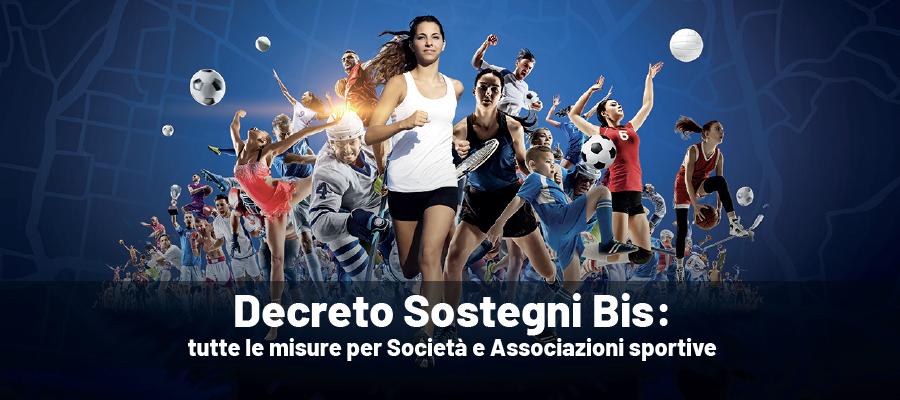 Contributi e prestiti agevolati per Società e Associazioni Sportive: tutte le misure