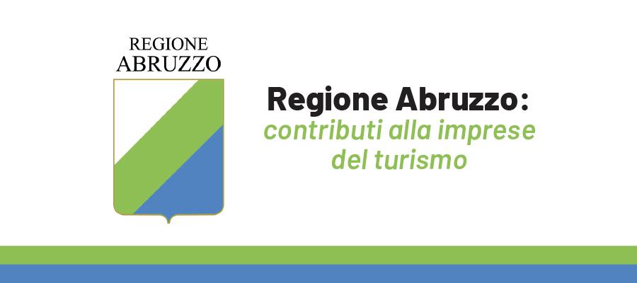 Contributi per attività turistico ricettive in Regione Abruzzo