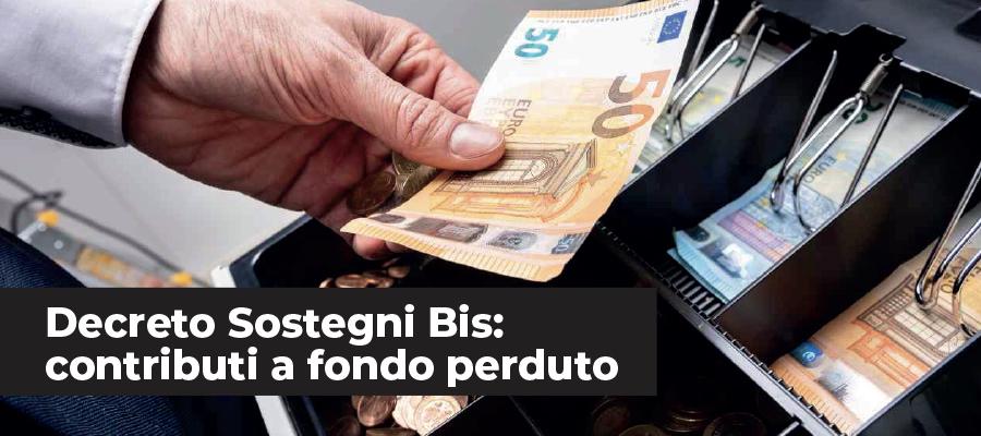 Decreto Sostegni Bis: contributi a fondo perduto con partita IVA attiva
