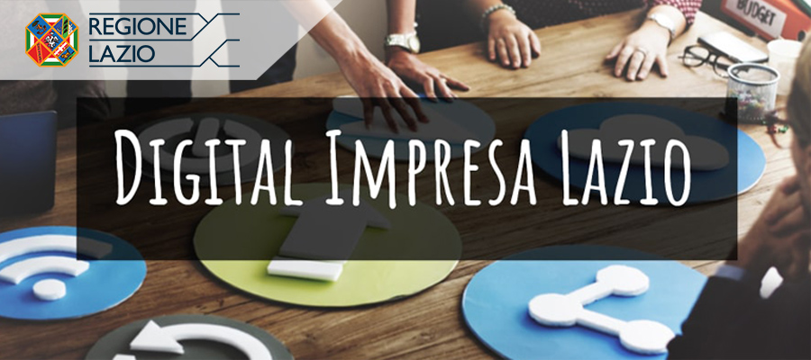 Digital Impresa Lazio: innovazione tecnologica per PMI e liberi professionisti