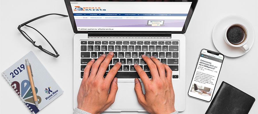 Fattura elettronica: sanzioni ridotte