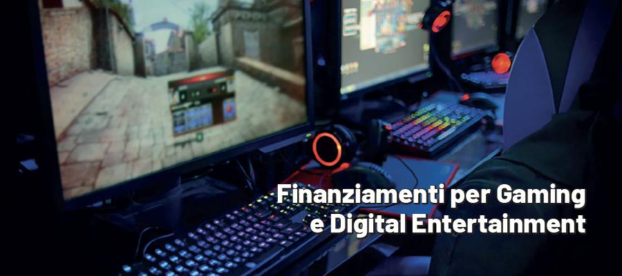 Fondo per il Gaming: progetti e spese ammissibili