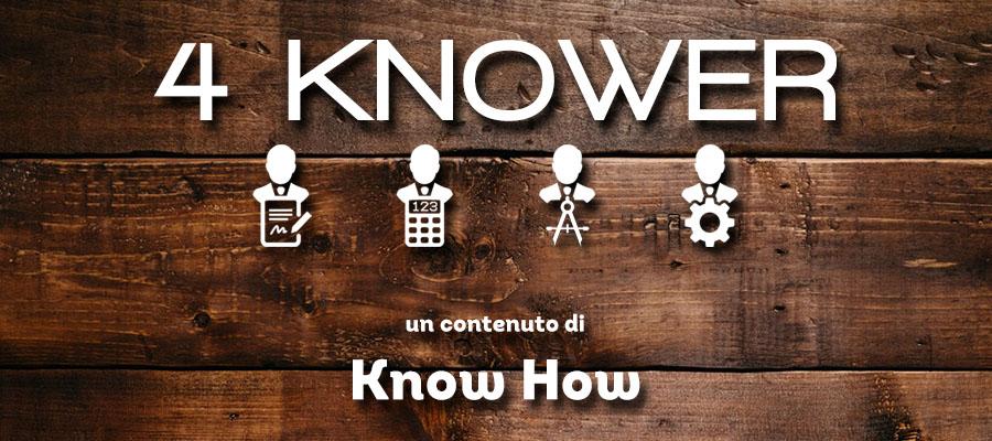 Il tuo ristorante in 4 Knower