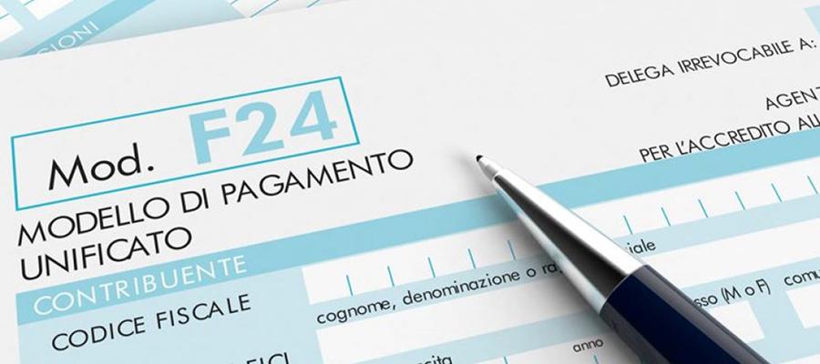 Imposte ipotecarie e catastali: il mod. F24