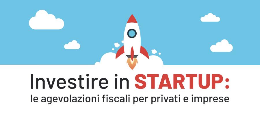 Investire in Startup: le agevolazioni fiscali per privati e imprese