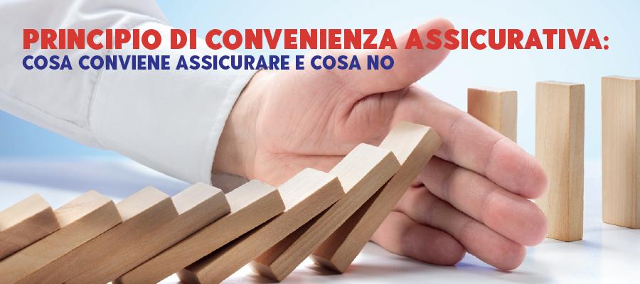 Principio di Convenienza Assicurativa: Differenze tra grandi e piccoli rischi, cosa conviene assicurare e cosa no