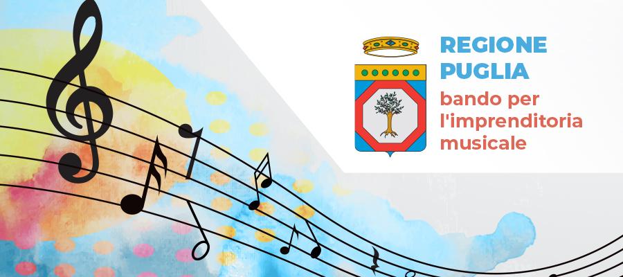 Puglia Sounds: il bando per fare rete tra gli imprenditori dello spettacolo