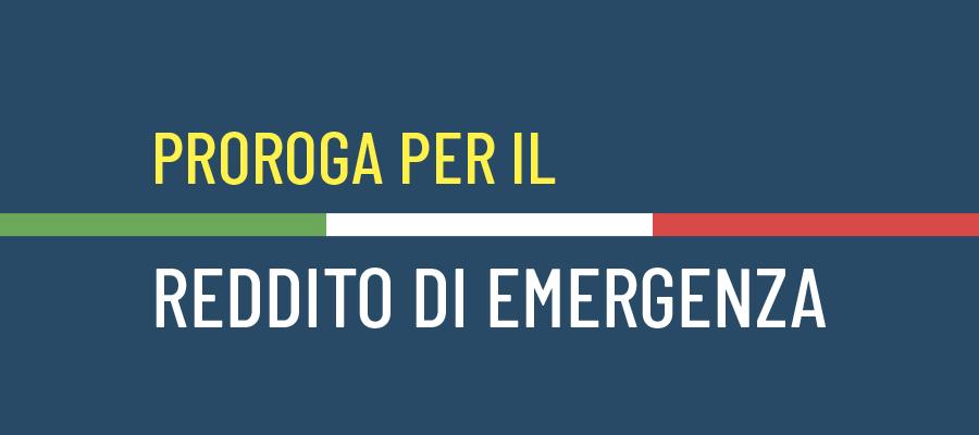 Reddito di emergenza: prorogato il termine ultimo per far richiesta