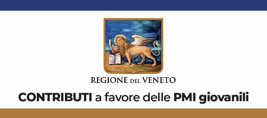 Regione Veneto: contributi a favore delle PMI giovanili