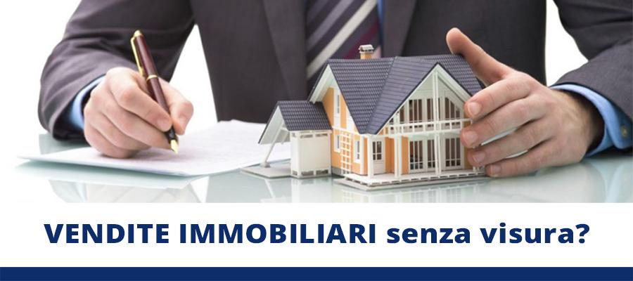 Vendite immobiliari senza visura: le responsabilità del notaio