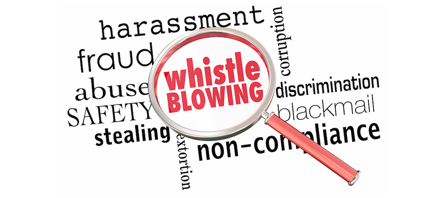 Whistleblowing: che cos