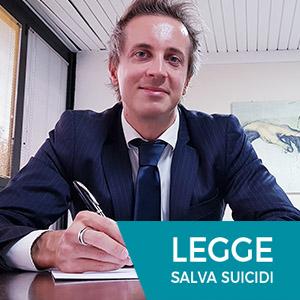5 casi studio (più uno) sulla legge salva suicidi: intervista a Marco Passantino