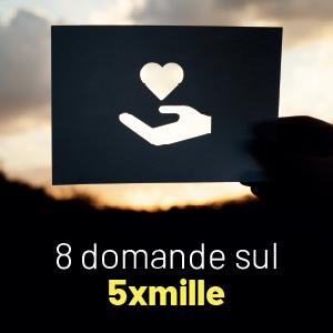5xmille: che cos'è e chi può beneficiarne?