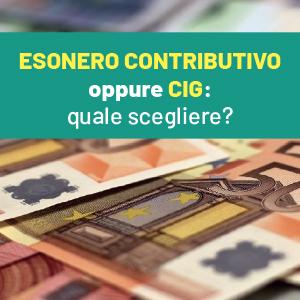 7 domande sull'esonero contributivo come alternativa alla CIG