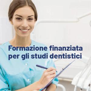 Assistente Studio Odontoiatrico: formazione finanziata da Fondoprofessioni