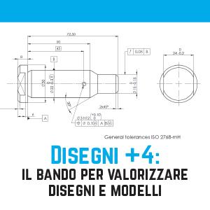 Bando per valorizzare disegni/modelli industriali di prodotti delle PMI