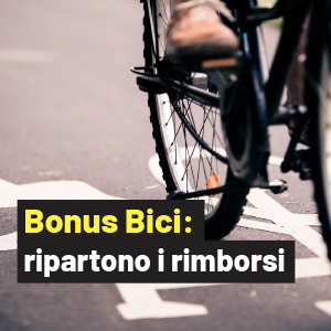 Bonus Bici: al via le nuove richieste di rimborso