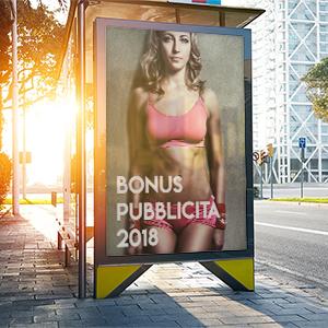 Bonus pubblicità 2018, pubblicati i modelli