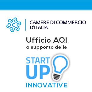 Camera di Commercio a supporto delle Startup Innovative: l'ufficio AQI