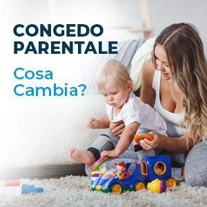 Congedo parentale ed emergenza Coronavirus: cosa cambia?