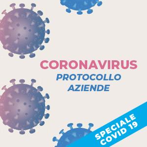 Coronavirus e lavoro: il protocollo per le aziende