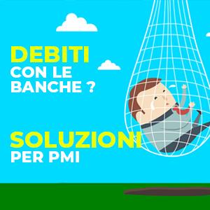 Debiti con le banche: soluzioni per le PMI in crisi di liquidità