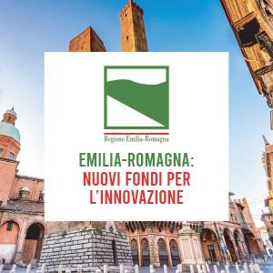 Emilia-Romagna: stanziati nuovi fondi per l'innovazione