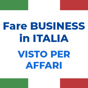Fare business in Italia: il visto per affari