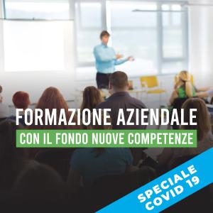 Fondo Nuove Competenze: uno strumento per la formazione aziendale