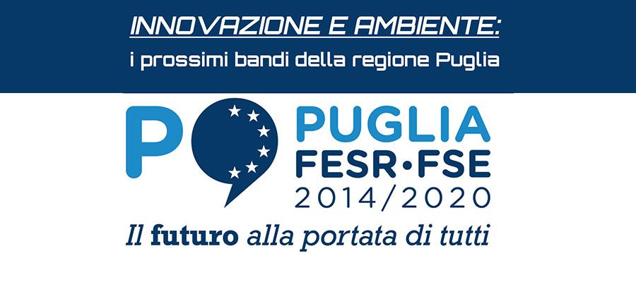 Fondo Tecnonidi: aiuti alle piccole imprese innovative della Regione Puglia