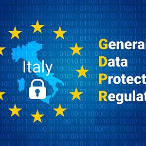 GDPR Privacy: l'Italia si adegua