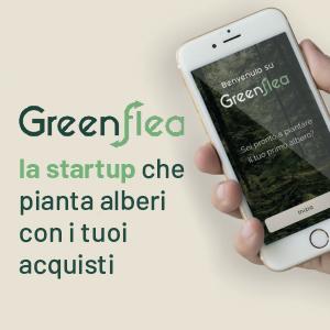 Greenflea: la startup che pianta alberi con i tuoi acquisti