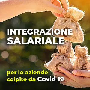 Integrazione salariale per le aziende colpite da Covid-19
