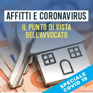 Locazioni commerciali al tempo del coronavirus