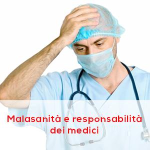 Malasanità e responsabilità dei medici: 5 sentenze della cassazione