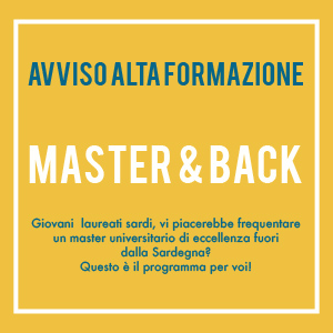 Master and Back: riportare cervelli in Sardegna