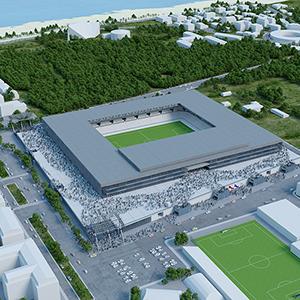Nuovi campi di calcio, credito d'imposta per le ristrutturazioni
