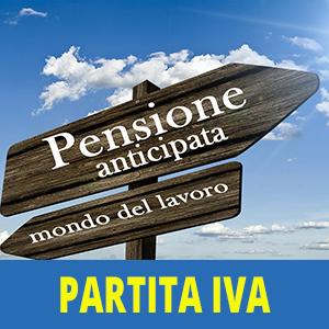 Partita IVA e pensionamento anticipato grazie alla ricongiunzione