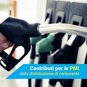PMI e distribuzione di carburante: confermati gli aiuti di stato