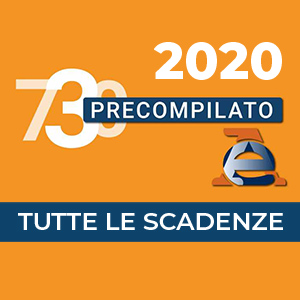Precompilata 2020: tutte le scadenze