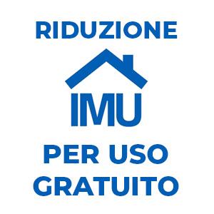 Riduzione dell'IMU per comodato d'uso gratuito